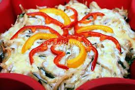 Кальмары, приготовленные по-гречески