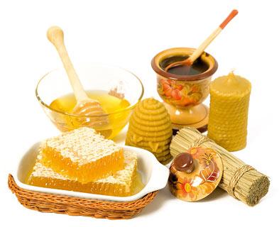 Мёд – залог красоты и здоровья