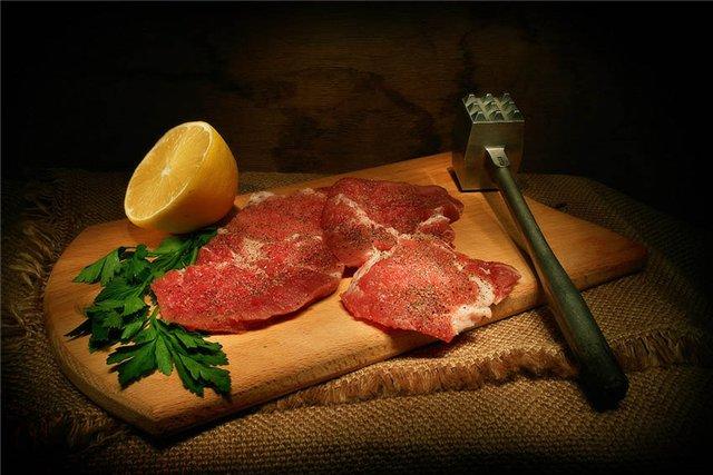 Особенности подготовки мяса