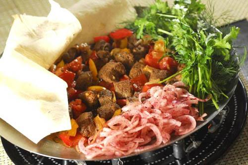 Национальная узбекская кухня: традиции и особенности