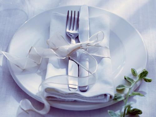 Сервировка и украшение свадебного стола вашей мечты